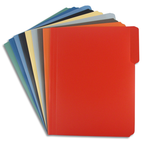 GTD® FILE FOLDERS - ASSORTED
