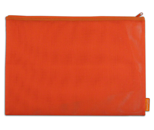 GTD® ZIP POUCH - LARGE - ORANGE