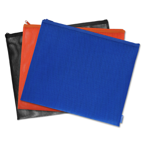 GTD® ZIP POUCHES - LARGE SET - MIXED COLORS