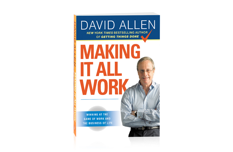 MAKING IT ALL WORK - PAPERBACK