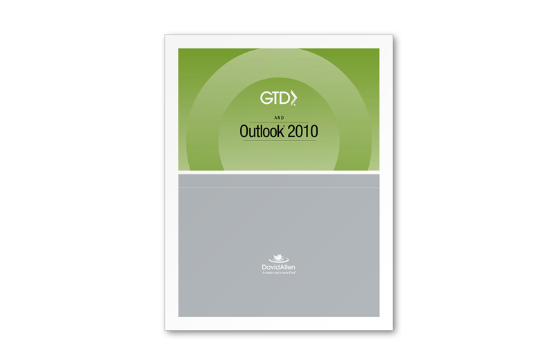 OUTLOOK® 2010 - LETTER SIZE
