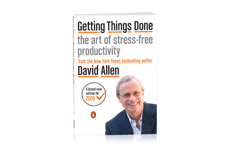 GETTING THINGS DONE - REVISED 2015